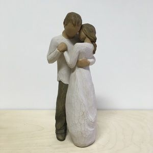 Willowtree Promise Engagement Figurine Wedding